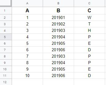 Google Apps Script to search a string in a column in Google Sheet
